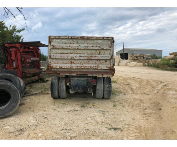 1992 Freightliner FLD120 Dump Truck in TX