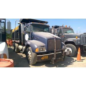 2005 Kenworth T300 Plow Truck in TX