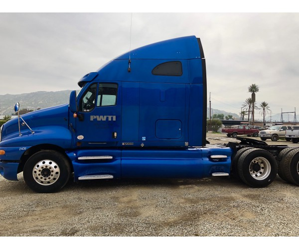 Kenworth T2000 in CA