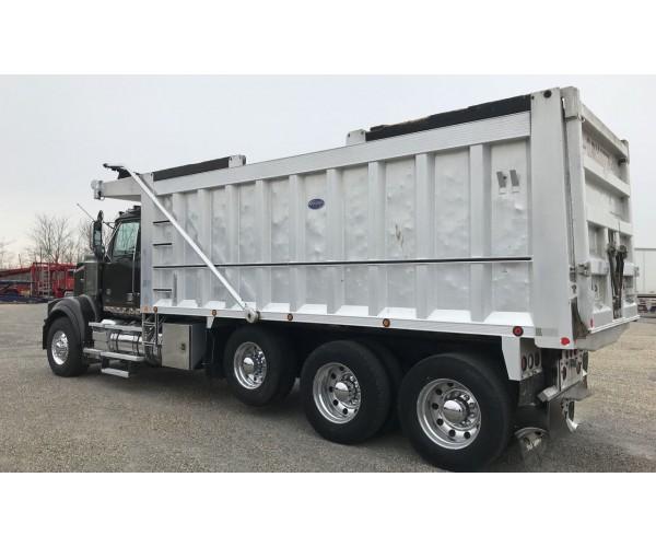 Western Star 4900 >> 2012 Western Star 4900 Dump Truck