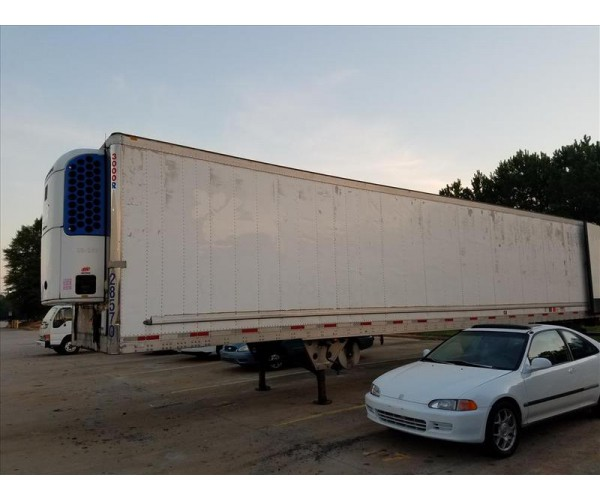 2007 Utility Reefer Trailer in GA