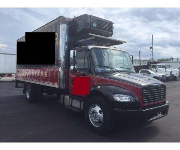 2006 M2 Box Truck