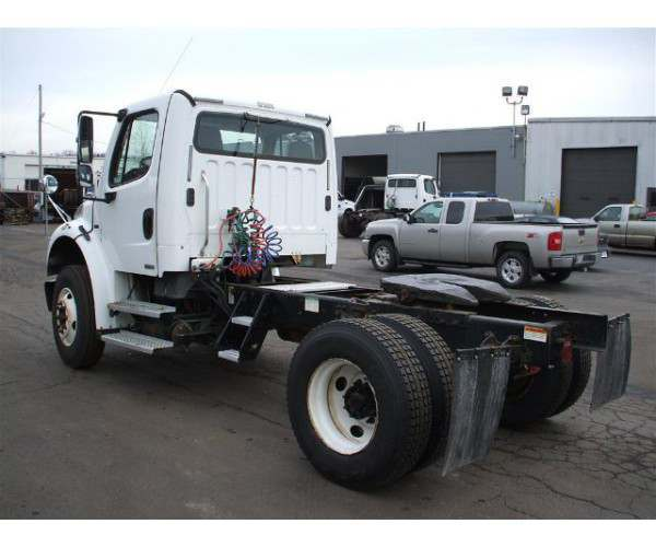 2009 Freightliner M2 Single axle Day Cab with MBE engine in Midwest, wholesale, NCL Truck Sales