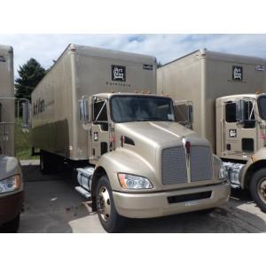 2016 Kenworth T270 Box Truck