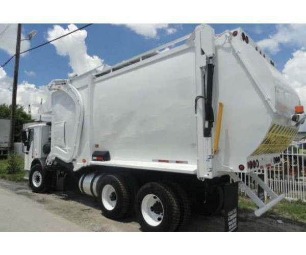 2006 Sterling Condor Kenn 41 YD Front Loader Garbage Truck