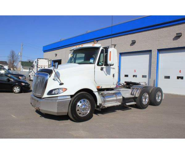 2009 International Prostar Day Cab13