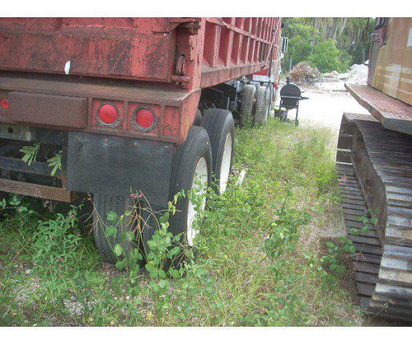 2000 R&S Demolition Dump Trailer in FL