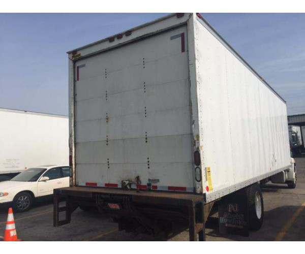 2011 Hino 338 Box Truck 3