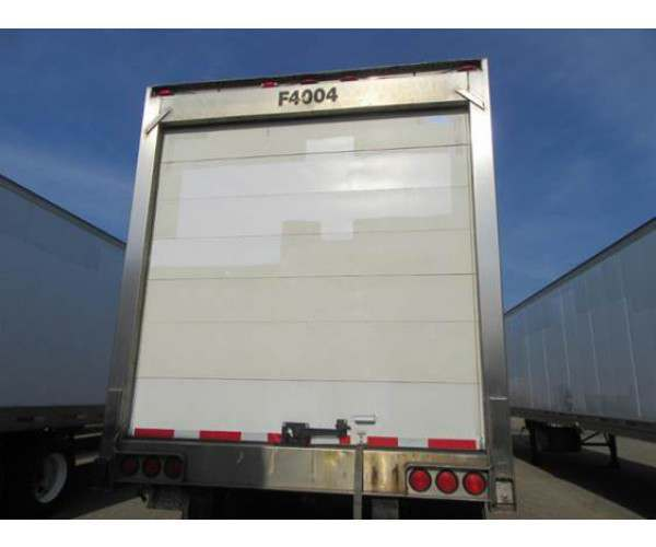 2002 Trailmobile Reefer TrailerM4033
