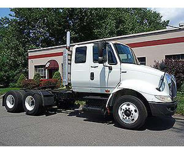 Cheap 2009 International 8600 Extended Cab