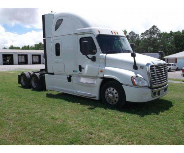 2014 Freightliner Cascadia Evolution1