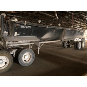 2007 Ranco End Dump Trailer in MS