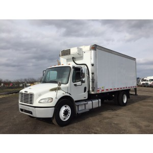 2010 Freightliner M2 Box Truck in TX
