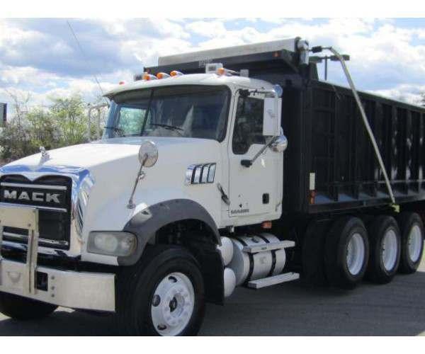 2007 Mack CTP713 Dump Truck 11