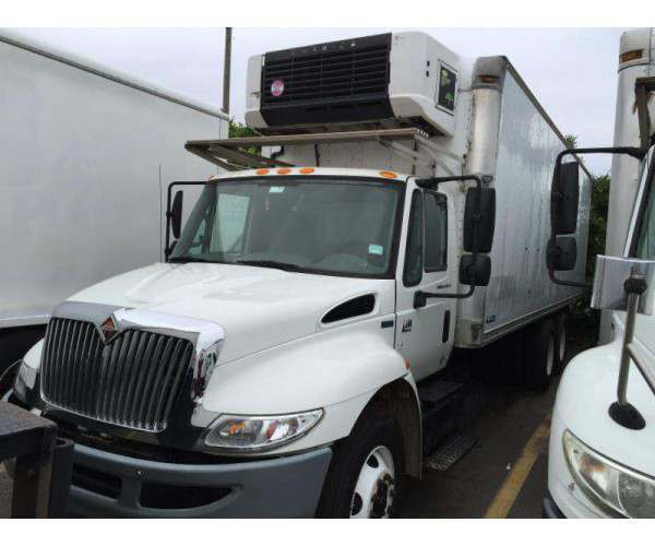 2007 International 4400 Reefer Truck