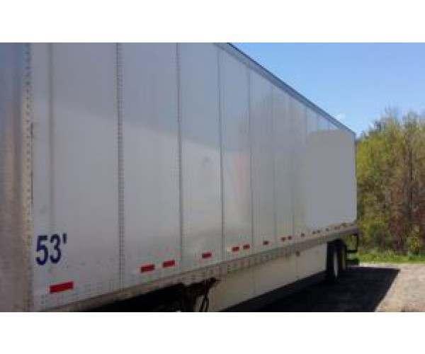 2013 Wabash Dry Van Trailer1