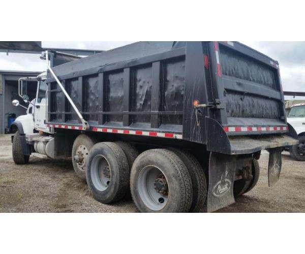 2006 Mack CV713 Dump Truck