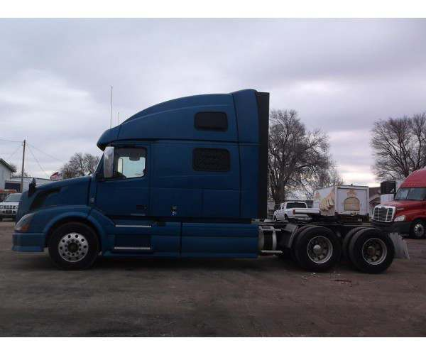 2014 Volvo VNL 780 with Volvo D13 in Nebraska, wholesale, NCL Truck Sales