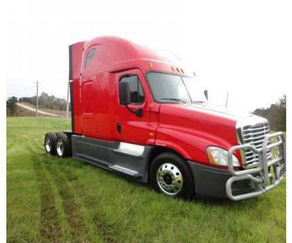 2014 Freightliner Cascadia with DD15 and ultrashift in Georgia, wholesale, NCL Truck Sales