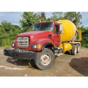 2007 Mack CV713 Mixer Truck in MS