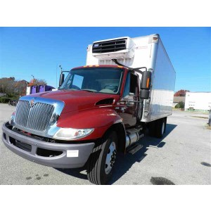 2012 International 4300 Reefer Truck in NC
