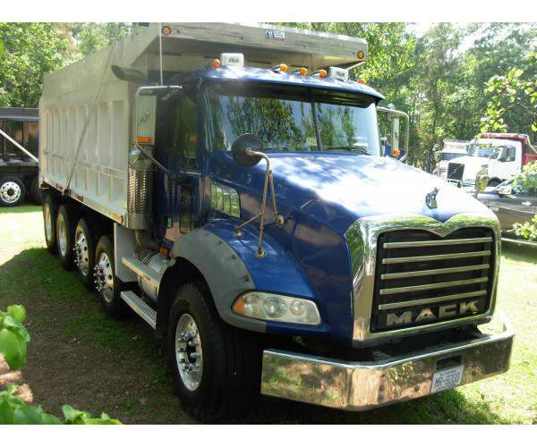 2007 Mack CT713 Dump Truck in AL