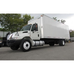 2014 International 4300 Box Truck in TN