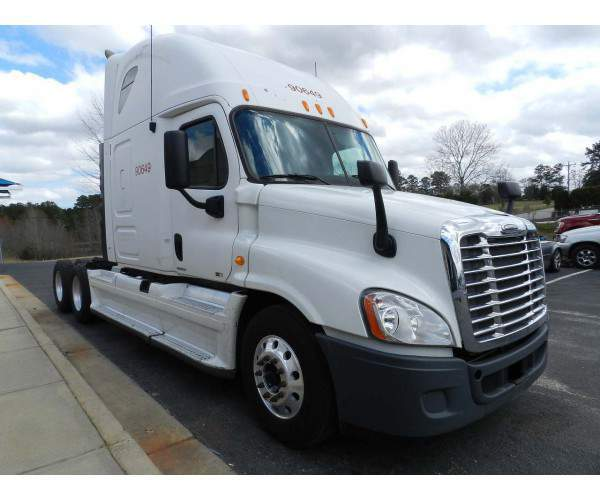 2011 Freightliner Cascadia with DD15 in Michigan, wholesale, NCL Truck sales