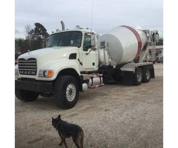 2007 Mack CV513 Mixer Truck in AR