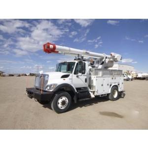 2009 International 7400 Bucket Truck in CO