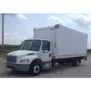 2012 Freightliner M2 Box Truck in IL