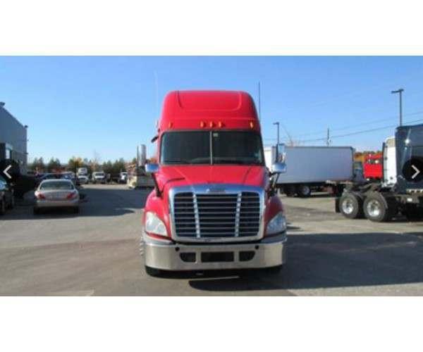 2009 Freightliner Cascadia 4