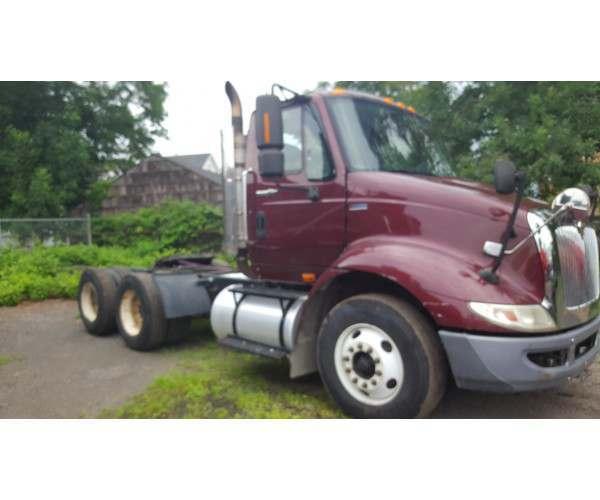 2011 International 8600 Day Cab in NJ