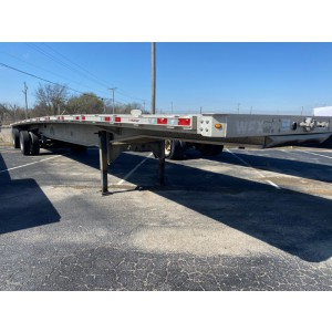 2015 Manac Flatbed Trailer in TX