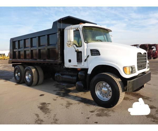 2003 Mack CV713 Dump Truck 5