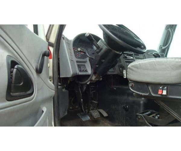 2005 International 7600 Flatbed Truck in IN