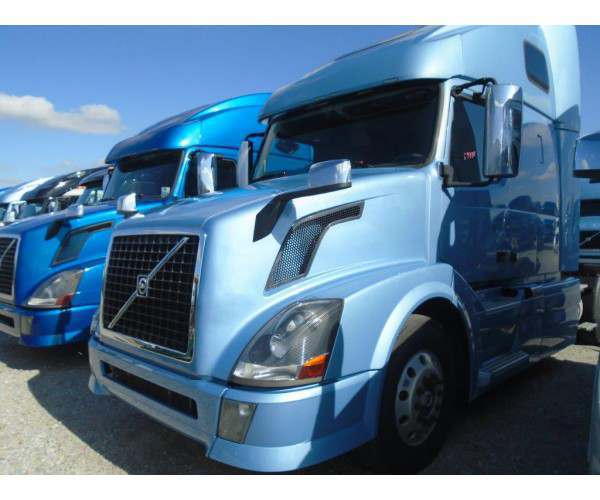 2012 Volvo VNL 670 with Cummins ISX, 10 speed, wholesale, NCL Truck Sales
