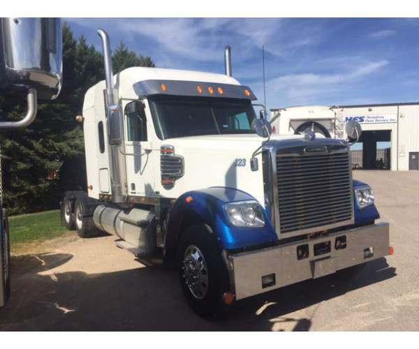2012 Freightliner Coronado 3
