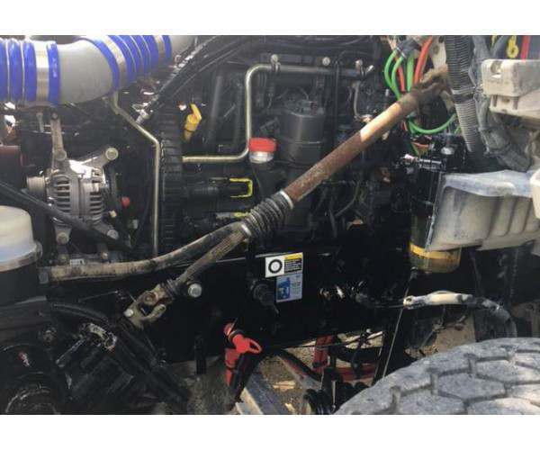 2015 Kenworth T880 Dump Truck5