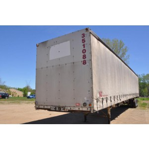 2005 Fontaine Curtain Side Trailer in MI
