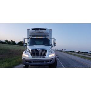 2018 International 4400 Reefer Truck