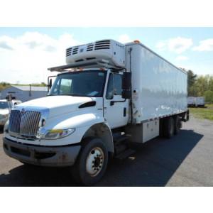 2010 International 4400 Reefer Truck in PA