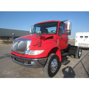 2012 International 4400 Day Cab in OK