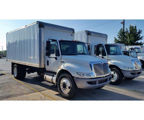 2013 International 4300 Box Truck in OK