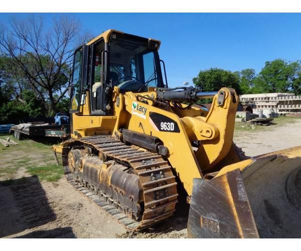 2008 Cat 963D Crawler Loader in Dallas