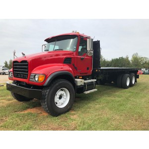 2005 Mack CV713 Flatbed Truck in AL
