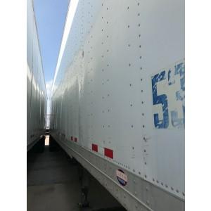 Lufkin Dry Van Trailer in TX