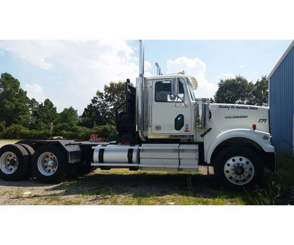 2011 Western Star 4900EX Day Cab 2