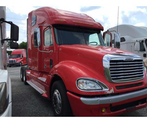 2008 Freightliner Columbia with C13 in Georgia, export truck wholesale, ncl trucks