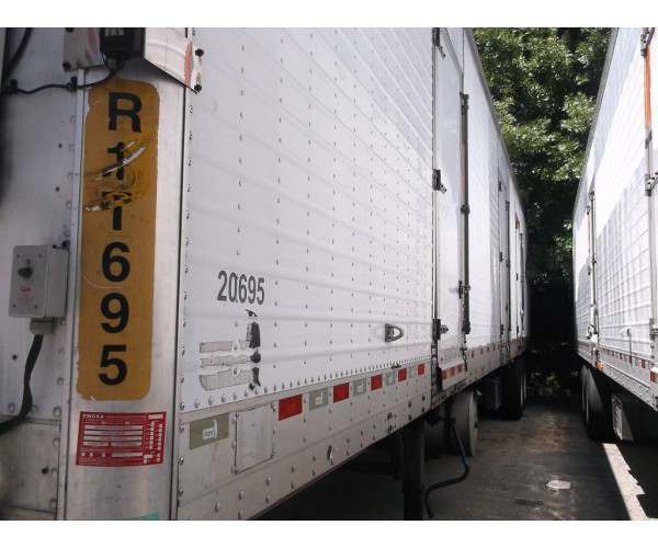 2004 Utility Reefer Trailer7